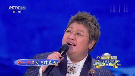 韩红的唱功到底有多强?一首《天路》,告诉你什么是真正的天籁