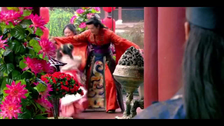 华胥引:容洵进宫看到大王和莺歌陪公主在嬉戏,难受