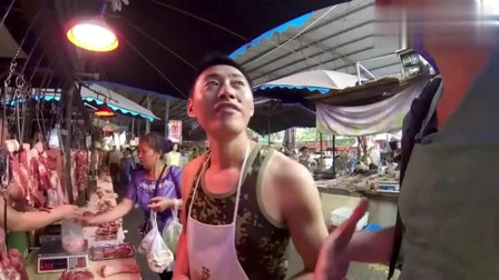老外在中国:霸气老外学做中餐要跟饭店比高低,一盘东坡肘子满满都是中国味!