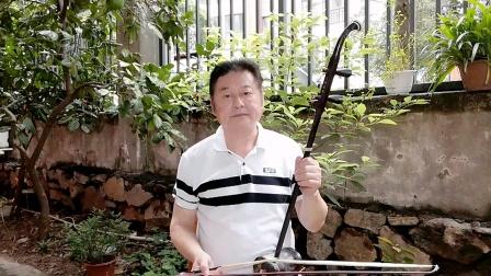 二胡独奏,心雨,谢胜德演奏,马兆骏作