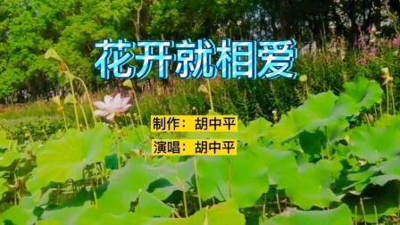 胡中平《花开就相爱》