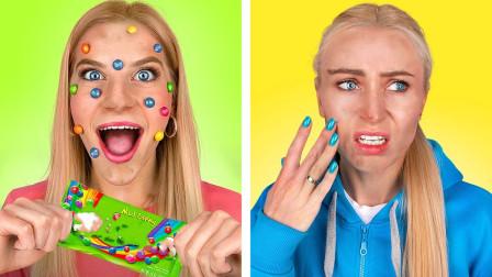 爆笑生活恶作剧:电视广告和现实有什么区别?网友:创意十足!