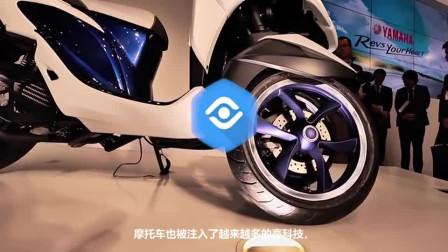 """现实版""""孙尚香末日机甲""""摩托车,5秒迅速切换,满满的黑科技!"""