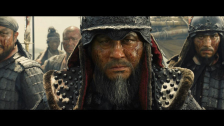 鸣梁海战:12艘战船迎战300艘战船 被韩国尊称为亚洲第一战神的李舜臣 一战成名