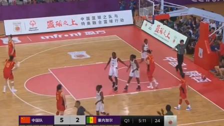 中国女篮被低估的球员,孙梦然,全能型,一上场就立功,很给力