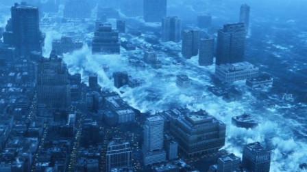 地球生态被破坏后,北半球竟全被冰冻住,美国1.7亿人活活冻死!