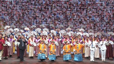 豫剧《大登殿》选段,李树建众多弟子和网友演唱,场面真威武!