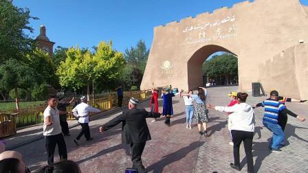Arslan阿兰南疆环塔游:新疆喀什古城一日游