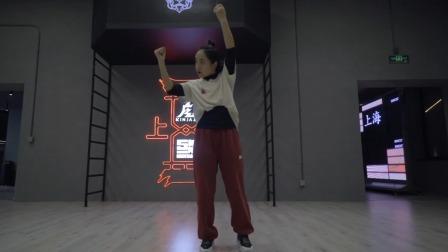 街舞3云海选 女舞者apple倾心呈现舒服有质感的编舞