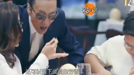 锋味:谢霆锋做饭到底好不好吃,父亲谢贤品尝后,吐槽:老死了!