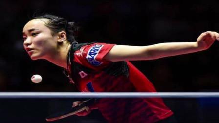 陈梦评价伊藤进步迅速 中国女乒仍有信心赢她