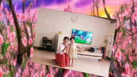 健康快乐彩视作品集:《梦中的妈妈》广场舞,2020年7月2日制作。