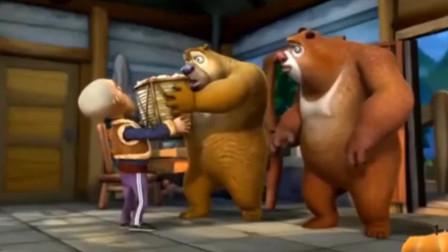 《熊出没》最让人生气的一集,光头强的悲剧让人十分同情