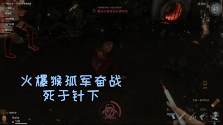 黑暗逃生:叨茶双狼完美潜行,火爆猴孤军奋战死于针下