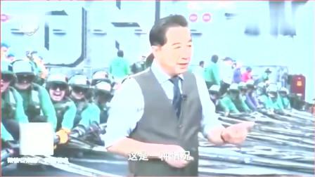 """张召忠:飞机出故障后要往""""排球""""网上撞?这是为何?听局座分析"""