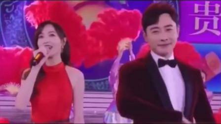 唐嫣vs罗晋对唱《体贴老公的好娇妻》,羡慕么