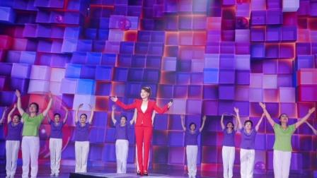 CCTV-3央视综艺节目[回声嘹亮]乌兰图雅演唱歌曲《冬天里的一把火》