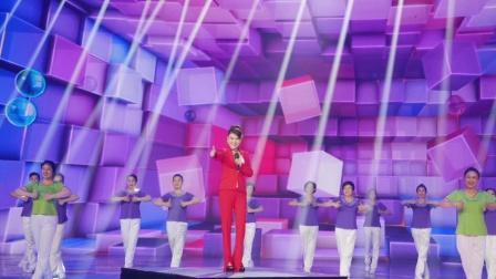 CCTV-3央视综艺节目[回声嘹亮]乌兰图雅原创作品《点赞新时代》
