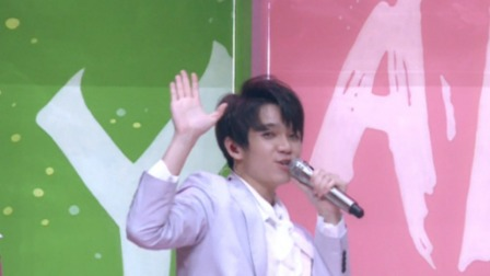 黄俊融《少年之名》首次公演舞台直拍