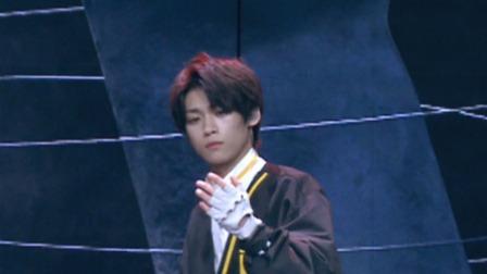 梓渝《少年之名》首次公演舞台直拍