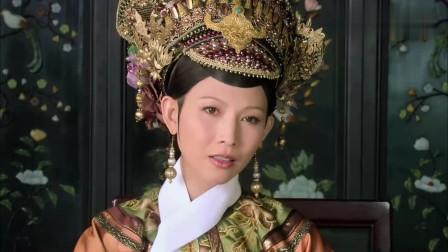 甄嬛传:华妃复位,皇后说的这番话!
