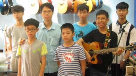 三水琴行学员学生风采