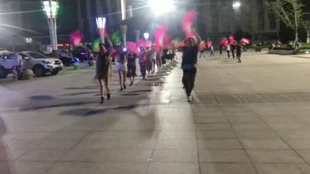 荣蓉广场舞之《大秧歌》