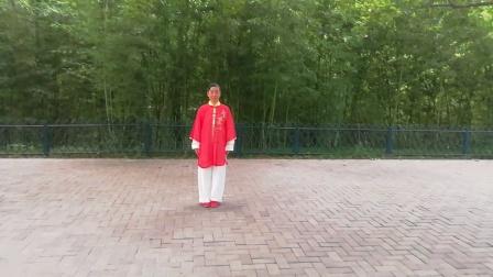 紫竹院刘雪英二十四式