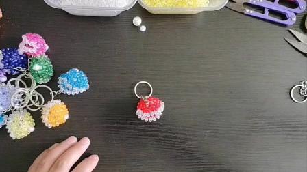 串珠贝壳珍珠视频
