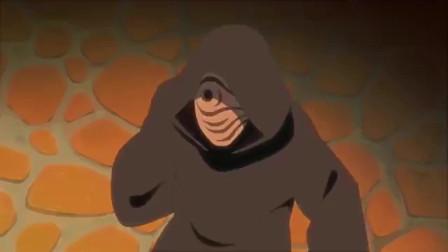火影:带土以为实力在老师水门之上?不料被飞雷神二段击中!