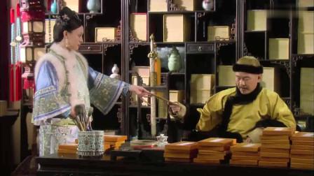 甄嬛传:苏培盛赶紧来请甄嬛,只有甄嬛能劝得住!