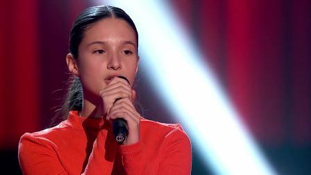 西班牙12岁少女Irene Gil翻唱Jessie J作品