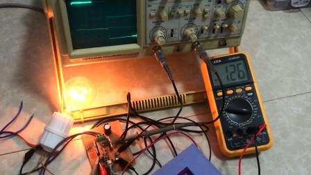 IR2153工频逆变器DIY