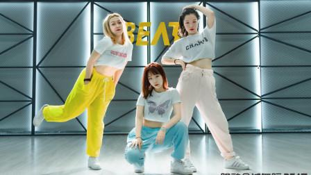 BLACKPINK -JENNIE《Solo》软萌小野猫跳舞气场两米八!