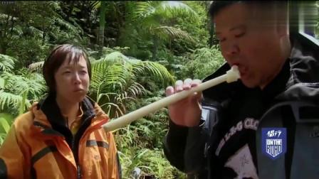 我们的侣行:中国人流落在太平洋荒岛,酋长还来当向导,吃喝全免费