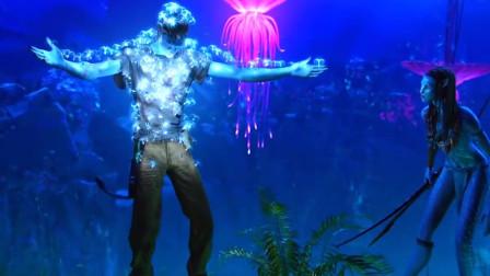 科幻电影:不愧是好莱坞巨作,超强特效,视觉冲击