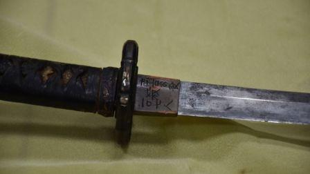 日本投降后欲百万赎回军官军刀,专家:刀上这九个字,一亿都不还