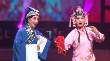 道情《王金豆借粮》我来到恁家拜年哩选段,名家李艳玲、刘粉霞演唱