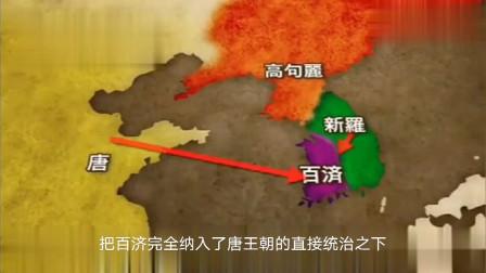 唐王朝与朝鲜半岛上的新罗、百济和高句丽是什么关系