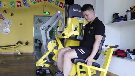 股四头肌专项强化训练,强大你的腿部基础力量