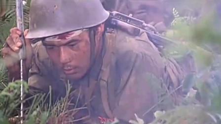 精彩中越战争老电影,中越双方展开激烈战斗,越军开始炮击