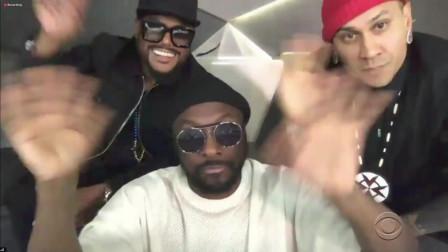 黑眼豆豆Black Eyed Peas首秀新单《Mamacita》