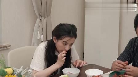 黄渤和王彦霖吃小龙虾,宋祖儿啃苹果:我忍得住,结果比谁都吃的多