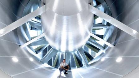 合作研发超远程客机,提供核心风洞技术,可与波音飞机进行竞争