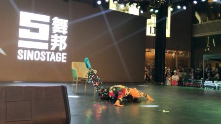 Rabbit Lan兔子2019舞邦暑假舞展表演片段