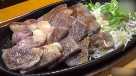 拿来神户牛肉,日本大厨是这样烹饪的,切开看看几成熟!
