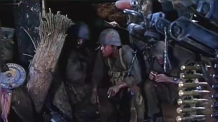 70年代人的催泪回忆!老山战役阵地战,中越双方展开大战
