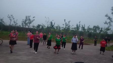 尹各庄广场舞(你是我红尘中最美的缘)32步