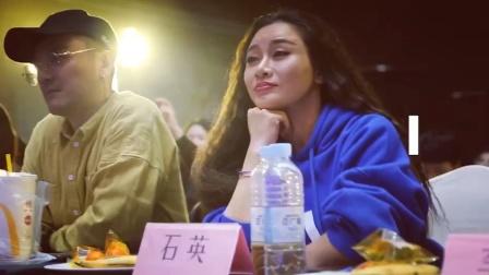 深圳石英老师受邀于第三届上海女神杯国际东方舞大赛 评委现场