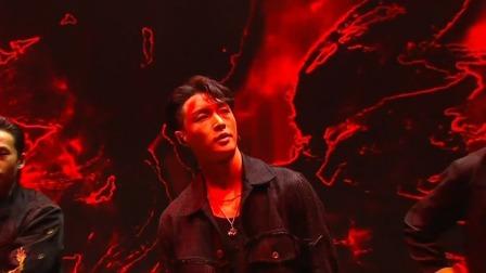 张艺兴《莲(Lit)》,新歌首秀帅气说唱燃炸舞台 第27届东方风云榜音乐盛典 20200719